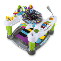 Baby Educational Musical Activity Jumper Bouncer Developmental Center w Piano