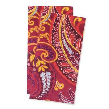 Fiesta® Paisley Napkin (Set of 2)