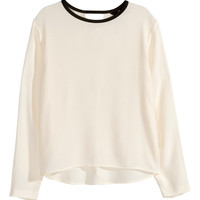 H&M - Blouse in Woven Fabric