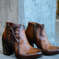 Freebird Brook Cognac by Steve Madden