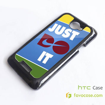 JUST DO IT 2 Nike Every Damn Day HTC One X, M7, M8 Phone Case Cover