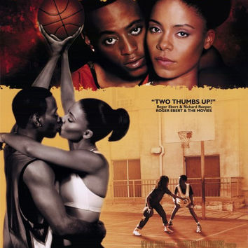 Love and Basketball 11x17 Movie Poster (1999)