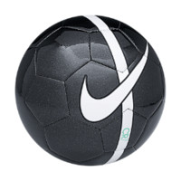 Nike CR7 Prestige Soccer Ball Size 5 (Black)
