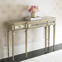 """Marilyn"" Mirrored Console - Horchow"