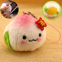 Juju Chan Plush Doll Cell Phone Cleaner Strap