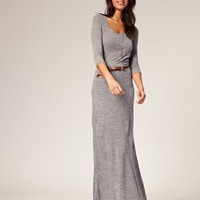 Vero Moda Knitted Urban Maxi Dress at asos.com