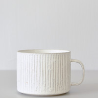 Pleated Cup
