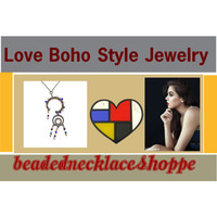 Lover Boho Style Jewelry