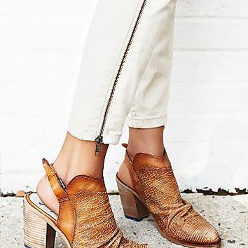 Free People Womens De Soto Heeled Boot