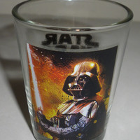 Star Wars Darth Vadar Shot Glass