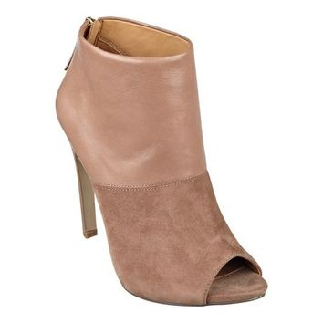 Nine West: Meoww Peep Toe Booties