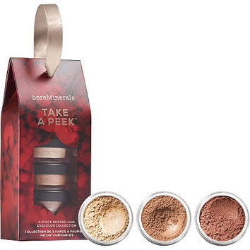 BareMinerals Take A Peek 3 Pc Loose Eyecolor Trio