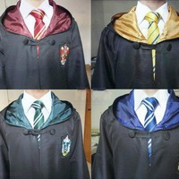 Harri Potter Cosplay Costume