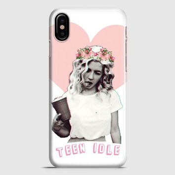 Marina And The Diamonds Collage iPhone X Case | casescraft