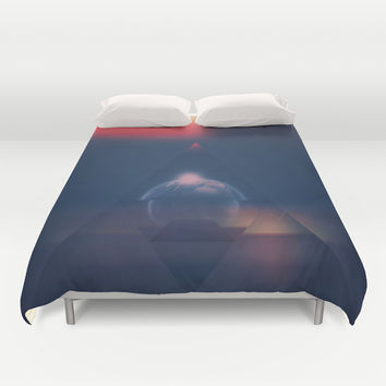 Angled Out Duvet Cover by DuckyB (Brandi)