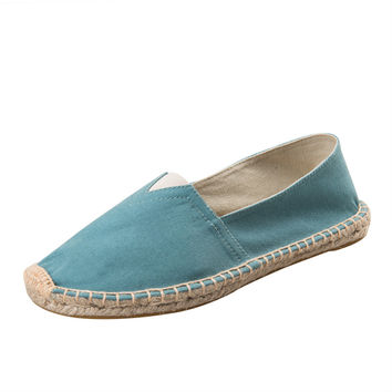 Women Slip-on Loafer Shoes
