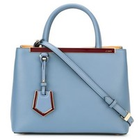 Fendi Medium '2jours' Tote - Liska - Farfetch.com