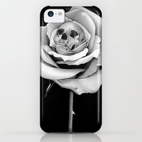 Beauty & Death iPhone & iPod Case by BlackNYX