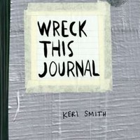 Wreck This Journal, Duct Tape (Expanded Ed.)