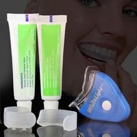 White LED Light Teeth Whitening Gel Teeth Light Personal Dental Treatment
