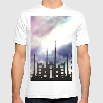 Cityskape T-shirt by Moonlit Emporium