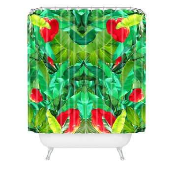 Kei Pepper Shower Curtain