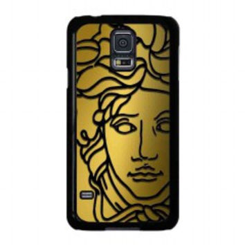 Versace Gold new for samsung galaxy s5 case