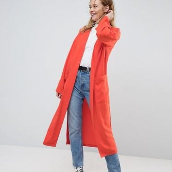 ASOS Soft Duster Coat at asos.com
