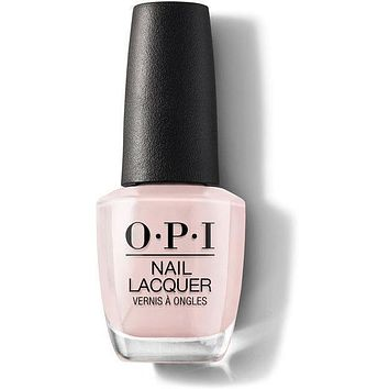 OPI Nail Lacquer - My Very First Knockwurst 0.5 oz - #NLG20
