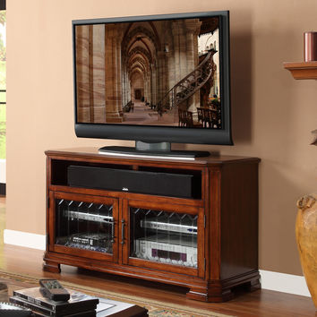 Tuscana 48 Inch Entertainment Cabinet TV Stand Toffee