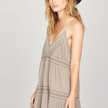 AMUSE SOCIETY - Summer Light Dress | Fatigue