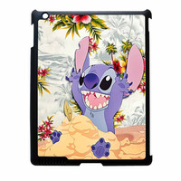 Disney Stitch Floral iPad 2 Case