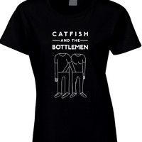 Catfish And The Bottlemen The Balcony Womens T Shirt