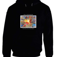 Oh Wonder Technicolour Beat Cover Hoodie