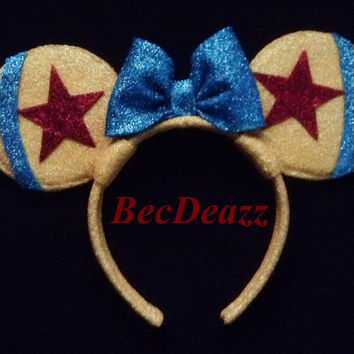 Disney Pixar Minnie Mouse Ears headband