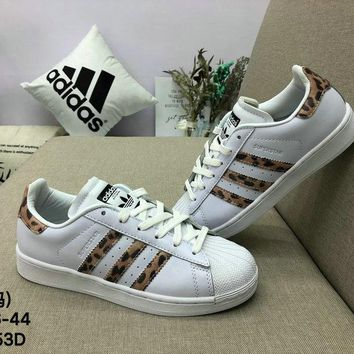 Adidas Original SUPERSTAR II Men Women Fashion Casual Skate Shoes