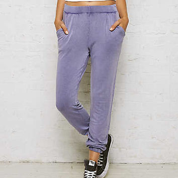 Don't Ask Why Relaxed Jogger Pant, Blue