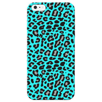 Colorful Cheetah Print Phone Case