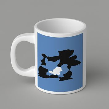 Gift Mugs | Squirtle Wartortle Blastoise Ceramic Coffee Mugs