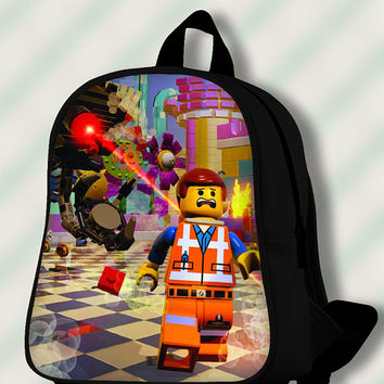 Lego La Grande Aventure - Custom SchoolBags/Backpack for Kids.