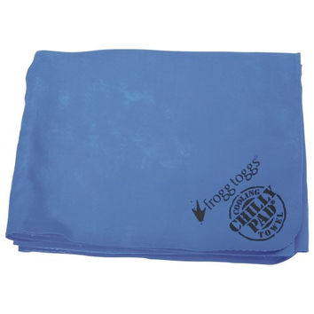 Frogg Toggs The Original Chilly Pad Cooling Towel Sky Blue