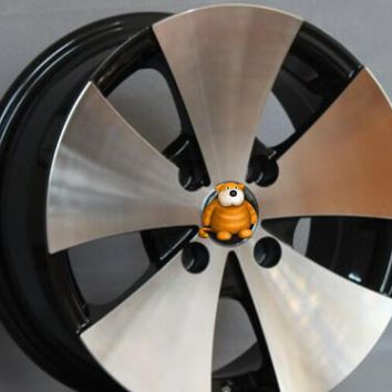 Beautiful 14x6.0 4x108   Car Aluminum Alloy Wheel Rims