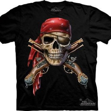 Skull & Muskets Kids T-Shirt