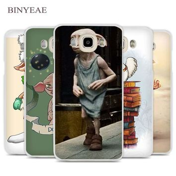 Lovely Dobby Harry Potter Cell Phone Case Cover for Samsung Galaxy J1 J2 J3 J5 J7 C5 C7 C9 E5 E7 2016 2017 Prime