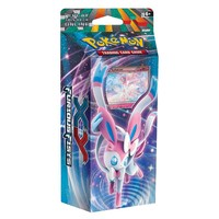 Pokemon Furious Fists Sylveon Theme Deck Trading Card Game
