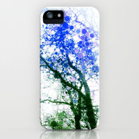 Tree Abstract 1 iPhone & iPod Case by Olivia Joy StClaire