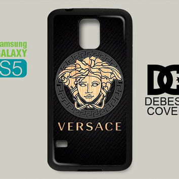 Versace Wood Carbonate Samsung Galaxy S5 i9600 Case