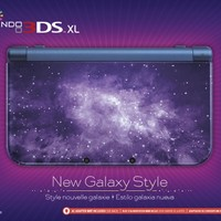 Nintendo - New Galaxy Style New Nintendo 3DS XL