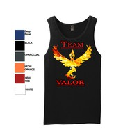 Pokemon Go Team Valor: Fire Tank Top