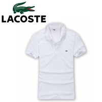Hot Sale Lacoste MEN Polo Shirt 100% COTTON TOP